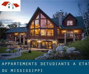 Appartements d'étudiants à État du Mississippi